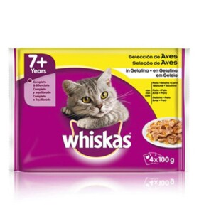 whiskas 7+pollo
