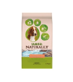 Iams Dog Nat Salmon 2,7kg